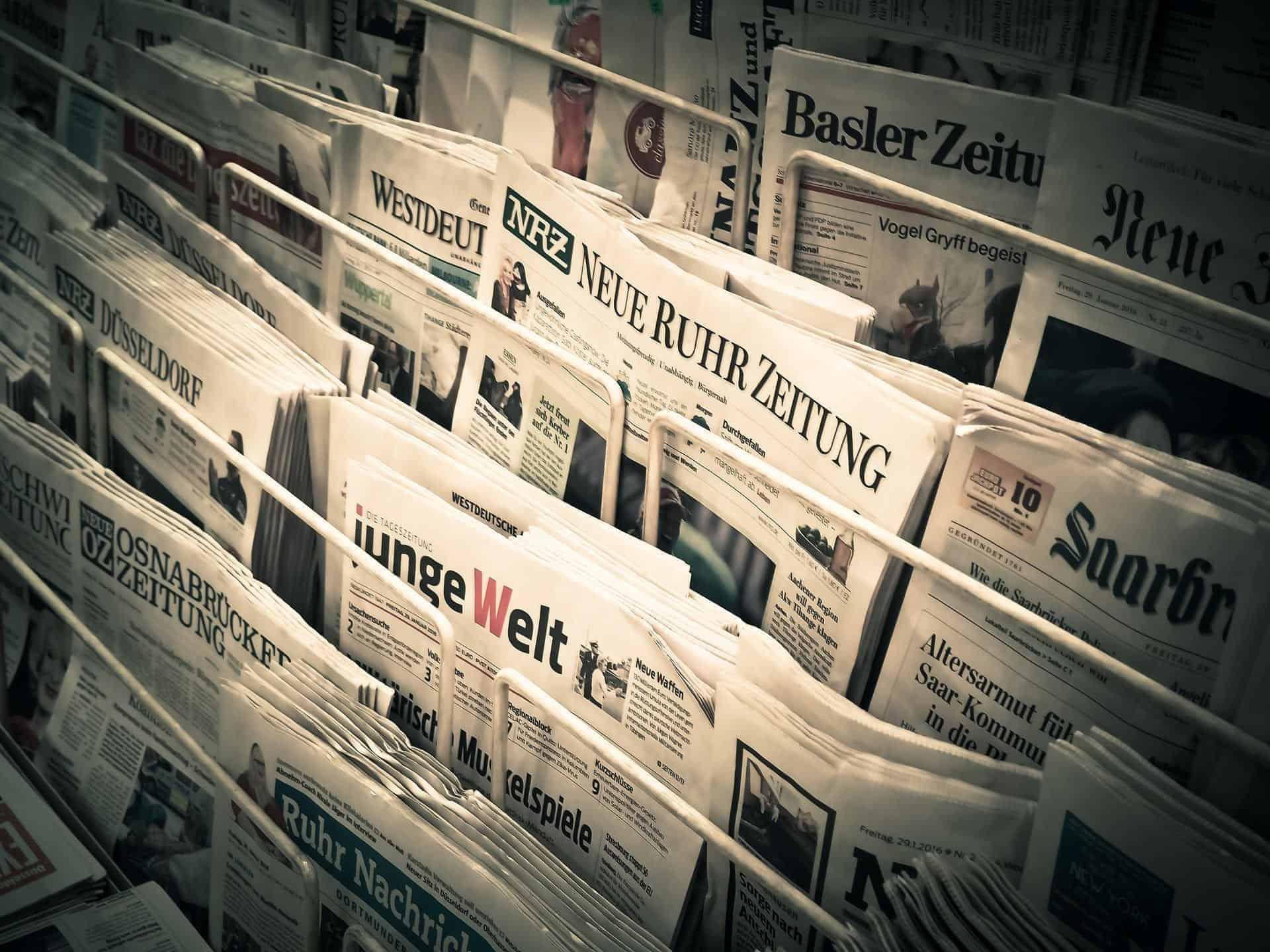 Akquise für Handwerker und Industrie - Anzeige in Zeitschriften